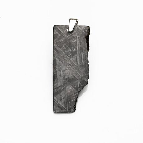 Seymchan Meteorite Pendant // 3.9 g