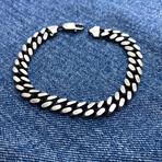 Detailed Mega Curb Chain Bracelet