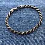 Mega Rope Chain Bracelet