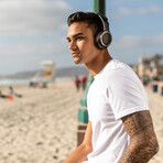 Enduro ANC Noise Cancelling Headphones (Navy)