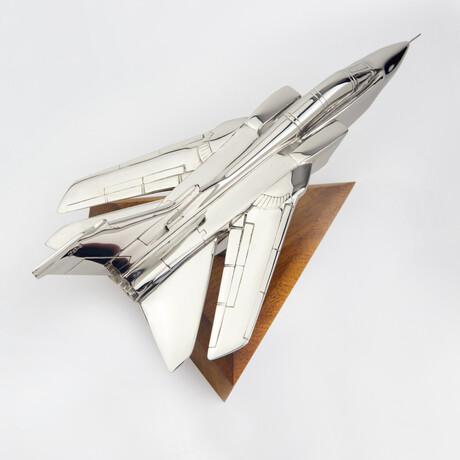 Tornado GR4 Clean Jet // Polished Nickel