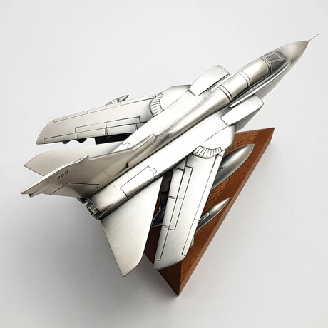 Tornado GR4 Fully Loaded Jet // Satin Silver