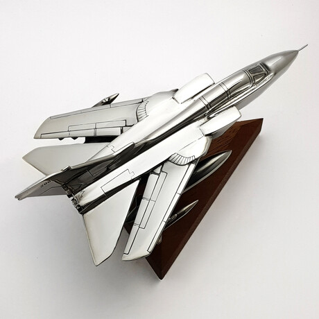 Tornado GR4 Fully Loaded Jet // Polished Silver