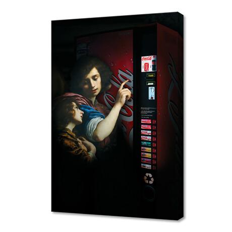 """Vending Machine (12""""H x 8""""W x 0.75""""D)"""