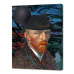 """Vincent II (10""""H x 8""""W x 0.75""""D)"""