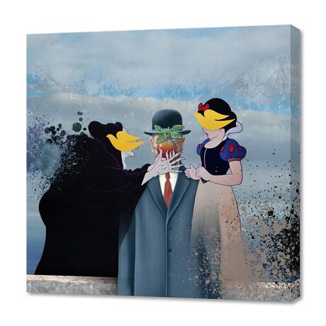 """Magritte (12""""H x 12""""W x 0.75""""D)"""
