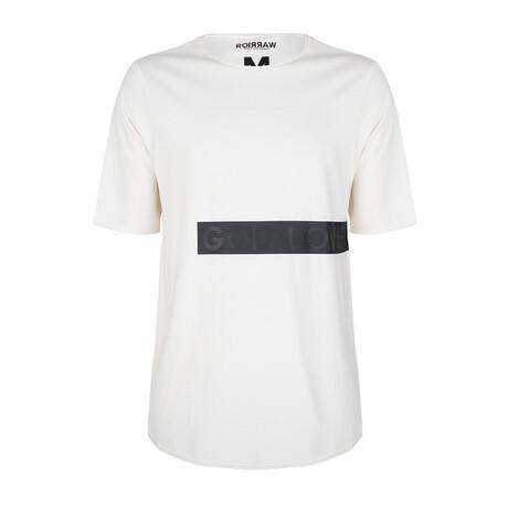 Konini SS Tee // Antique White (S)