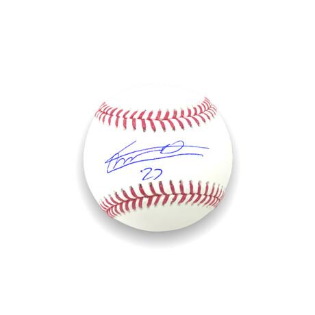 Vladimir Guerrero Jr. // Toronto Blue Jays // Signed Baseball