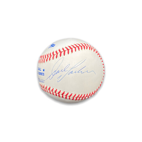 Dave Parker // Pittsburgh Pirates // Signed World Series Baseball