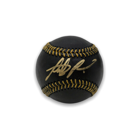 Fernando Tatís Jr. // San Diego Padres // Signed Baseball