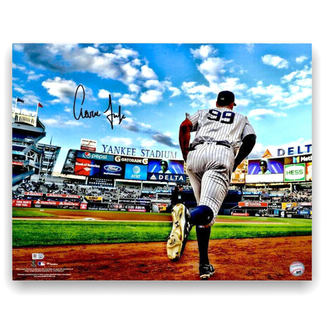 Aaron Judge // New York Yankees // Signed Photograph