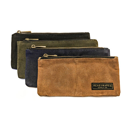 Pencil Pouch Bags // Set of 4