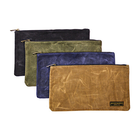 Zipper Tool Bags // Set of 4