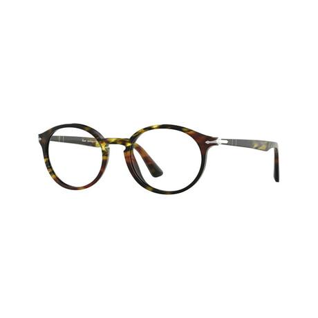Men's Round Optical Frames // Tortoise