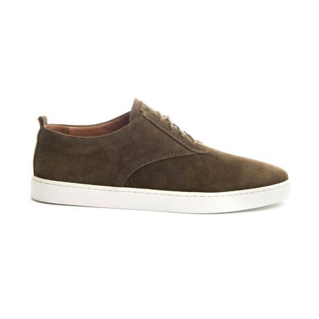 Moka Shoe // Green (Euro Size 39)