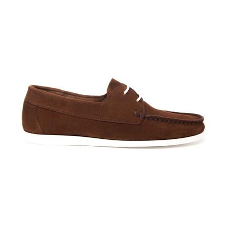 Quebramar Nautical Shoe V1 // Brown (Euro Size 39)