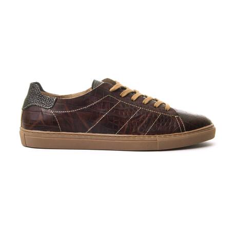 Superprep 4 Sneaker // Brown (Euro Size 39)