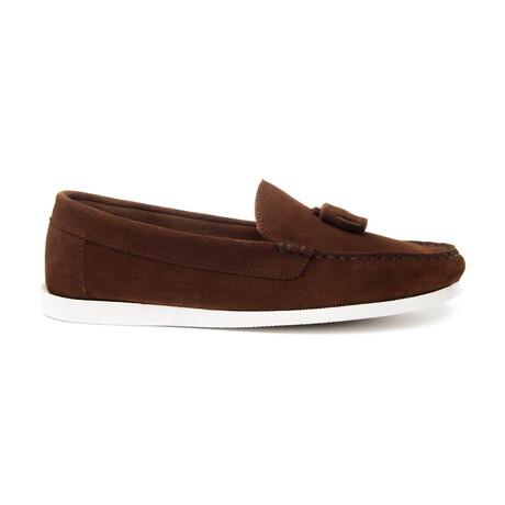 Portugal Moccasin // Brown (Euro Size 39)