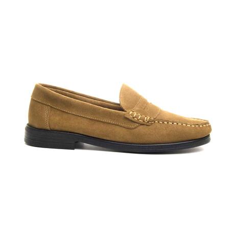 Artisano Shoe // Light Brown (Euro Size 39)
