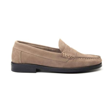 Artisano Shoes // Taupe (Euro Size 39)