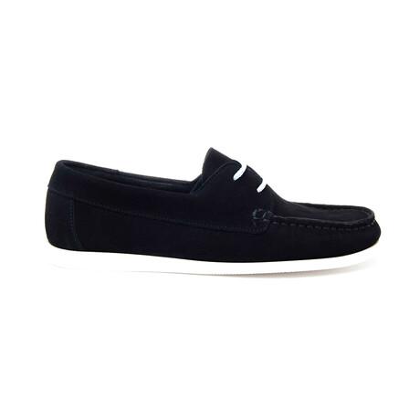 Quebramar Nautical Shoe // Navy (Euro Size 39)
