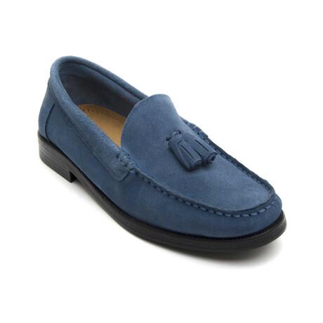 Artisanal Moccasin // Blue (Euro Size 39)