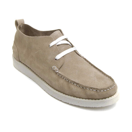 Quebramar Nautical Shoe // Tan (Euro Size 39)