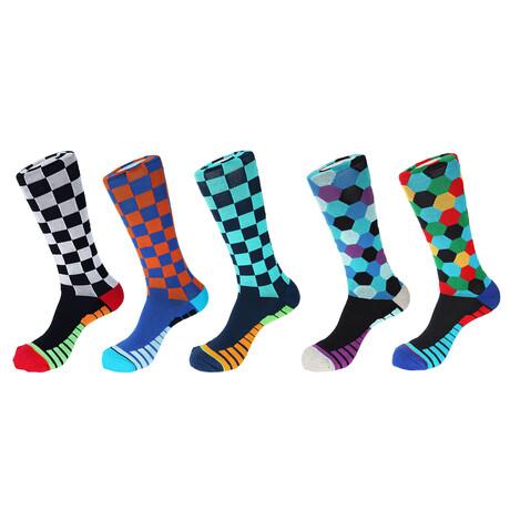 Chicago Athletic Socks // Pack of 5