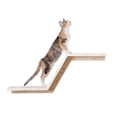 Zone // Floating Cat Walkway (Left Higher)