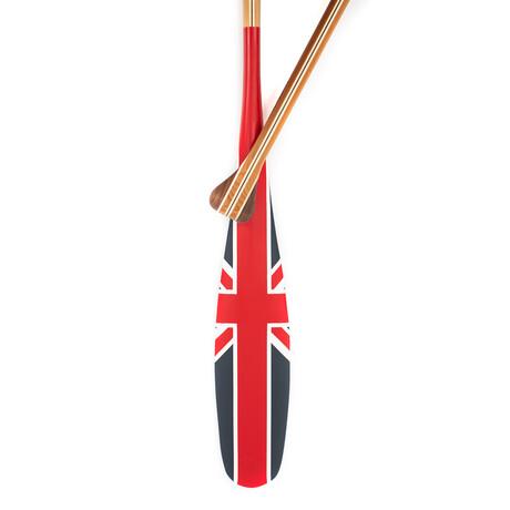 Union Jack + Ash Paddle Hanger