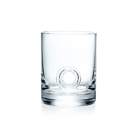 Tiffany & Co. Seal Whisky Rocks Glass // New