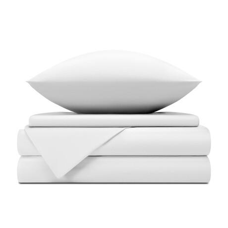 Extra Luxe Sheet Set // White (Full)