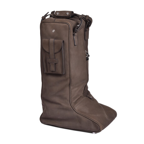 Loro Piana // Boot Bag // Brown