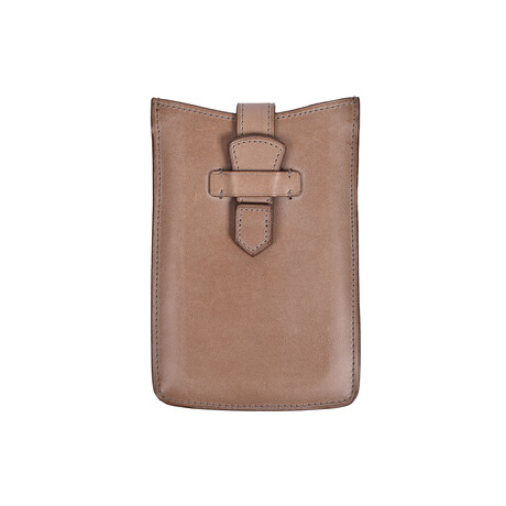 Loro Piana // Card Case // Brown