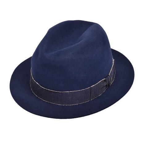 Loro Piana // Hat // Navy // Large