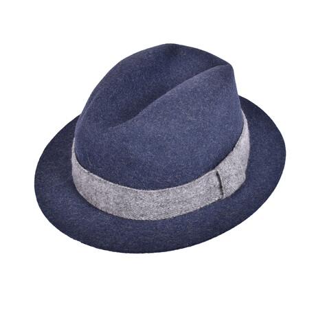 Loro Piana // Hat // Admiral Blue (Large)