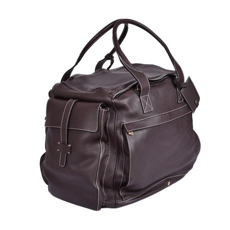 Loro Piana // Ski Bag // Brown