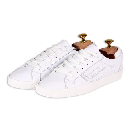 G-Helà Tumbled // Off White + White (Size 36)