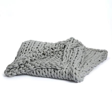 Yaasa Weighted Blanket // Mist (15lbs)