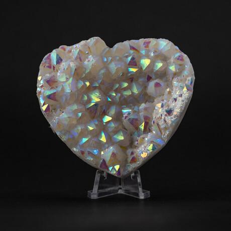 Genuine Angel Aura Clustered Heart
