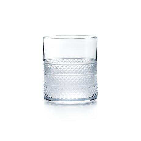 Diamond Point Whisky Glass // New