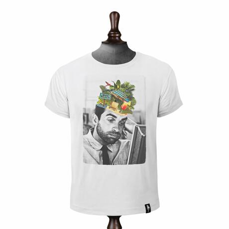 Day Dreamer T-shirt // Vintage White (XS)