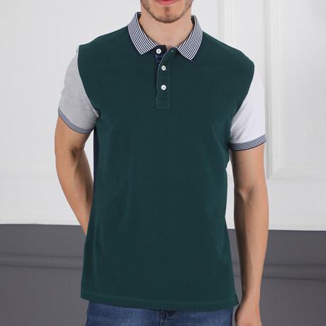Harden T-Shirt // Green (Small)