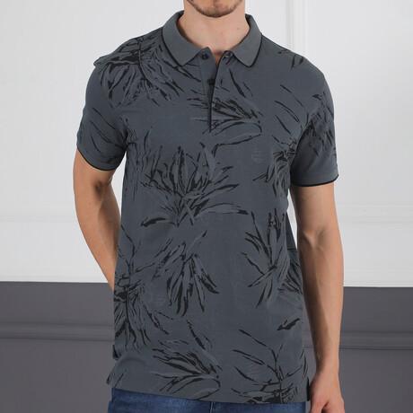 Henshaw T-Shirt // Smoke (Small)