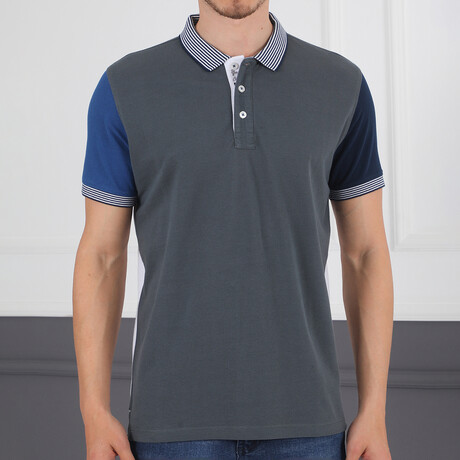 Harden T-Shirt // Smoke (Small)