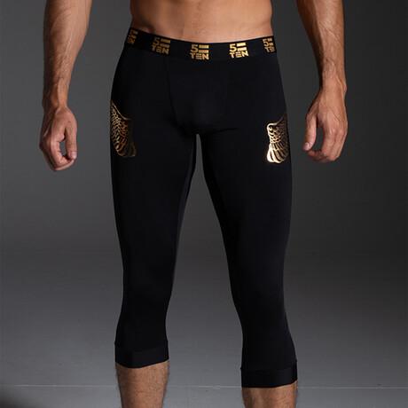 Athletic Wear 3/4 Leggings // Archangel (S)
