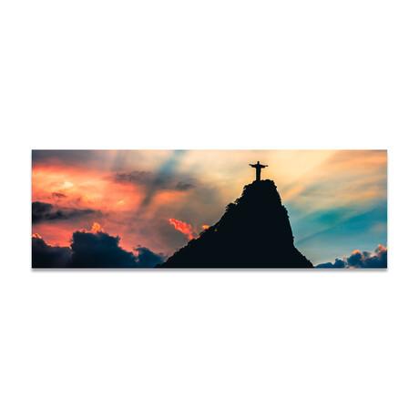 """Rio Statue Mystical (16""""H x 48""""W x 0.5""""D)"""