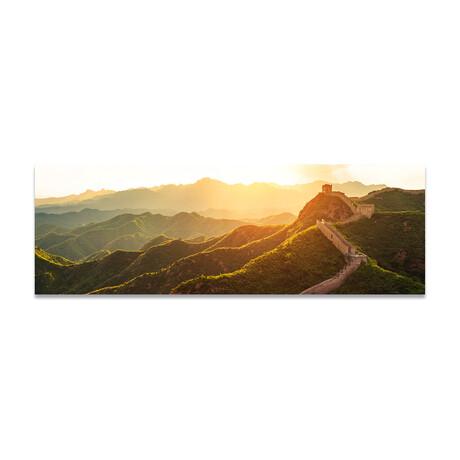 "Great Wall Mystical (16""H x 48""W x 0.5""D)"