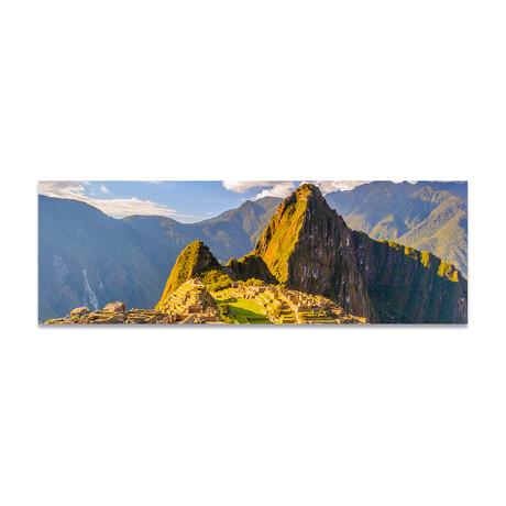 """Machu Picchu Mystical (16""""H x 48""""W x 0.5""""D)"""