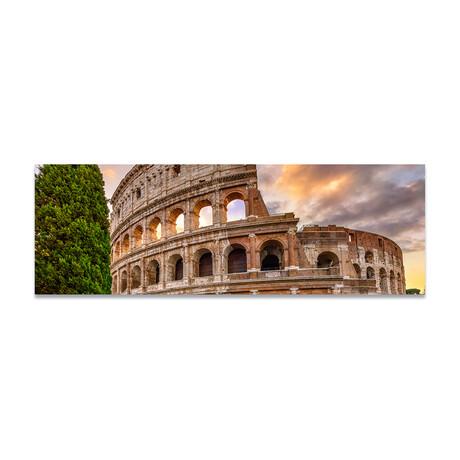 "Roma Colosseum Mystical (16""H x 48""W x 0.5""D)"
